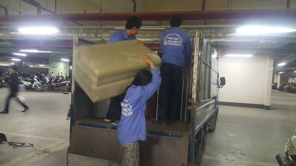 Dịch vụ vận chuyển hàng hóa, vận tải giá rẻ tại Hà Nội 0915010777