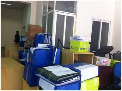 Chuyển văn phòng trọn gói chuyên nghiệp nhất tại Hà Nội