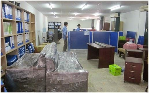 Chuyển văn phòng uy tín nhất tại Hà Nội
