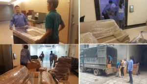 Báo giá dịch vụ chuyển văn phòng trọn gói Hà Nội 0915 010 777