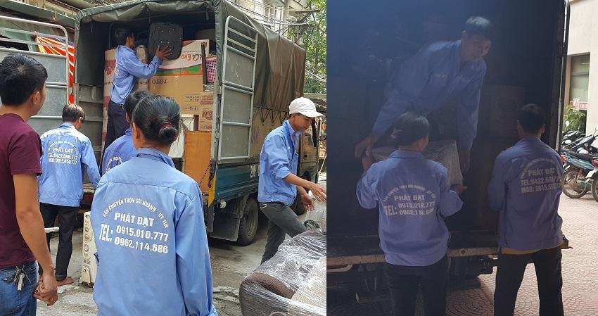 Dịch vụ cho thuê xe tải chở hàng từ 0.5 đến 2 tấn gọi 0962114686