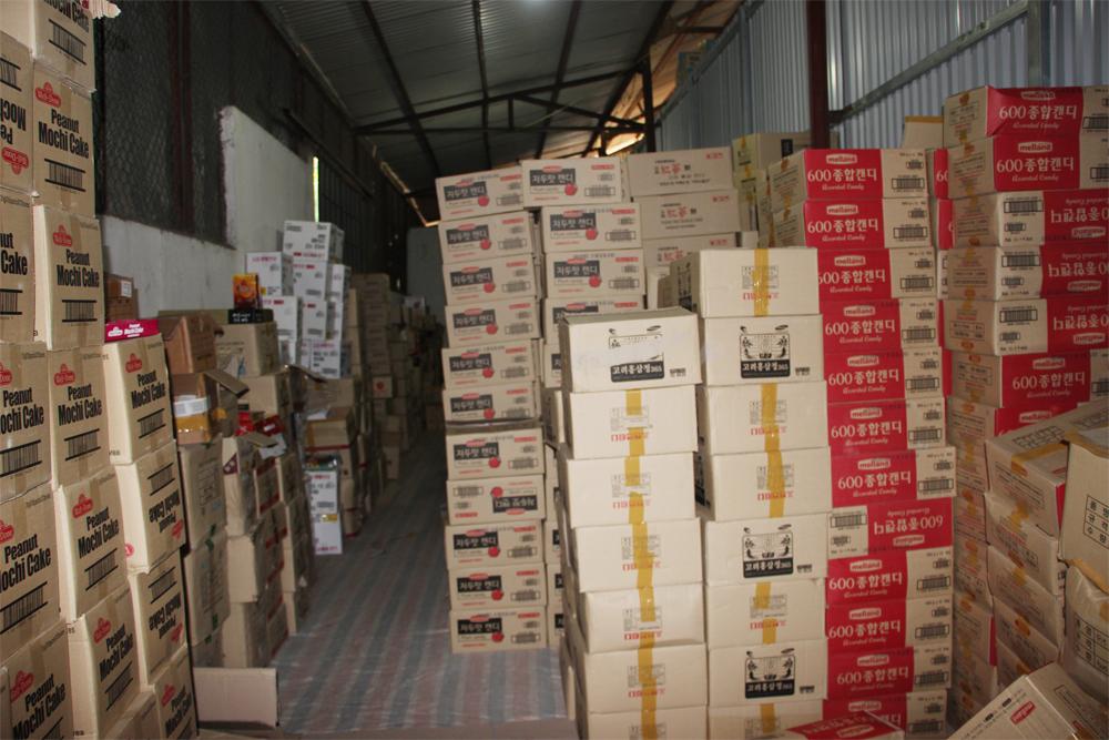 Chuyển nhà xưởng, kho xưởng trọn gói tại Hà Nội uy tín nhất