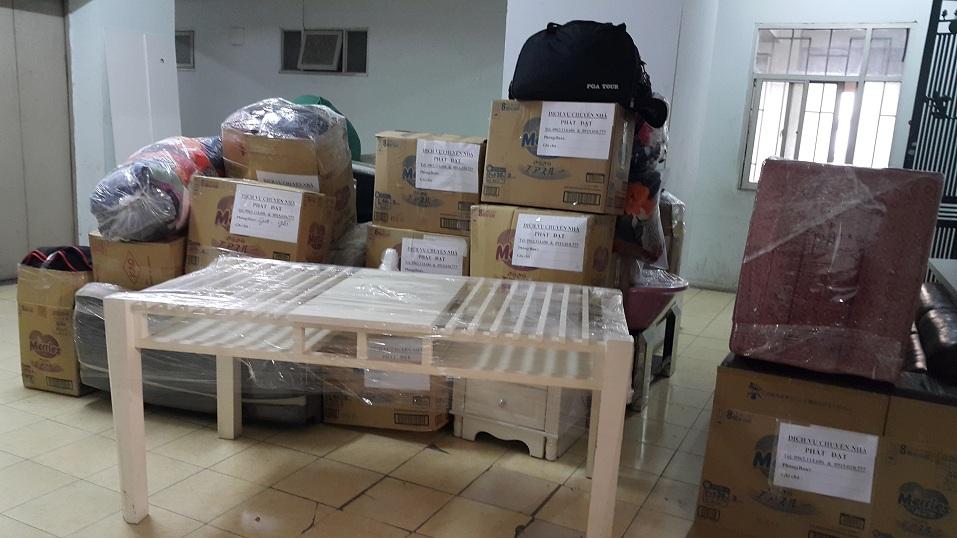 Vận tải Phát Đạt gọi là có mọi dịch vụ bốc xếp hàng hóa