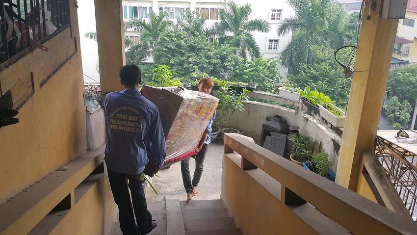 Nhà riêng ở chung cư cao tầng cần chú ý gì khi chuyển nhà