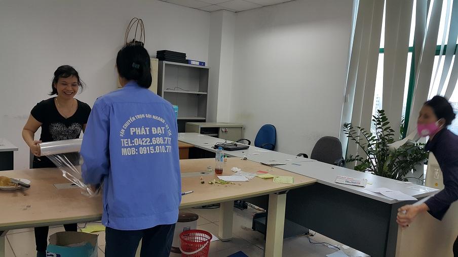 Tư vấn chuyển văn phòng nhỏ dễ dàng – tiết kiệm