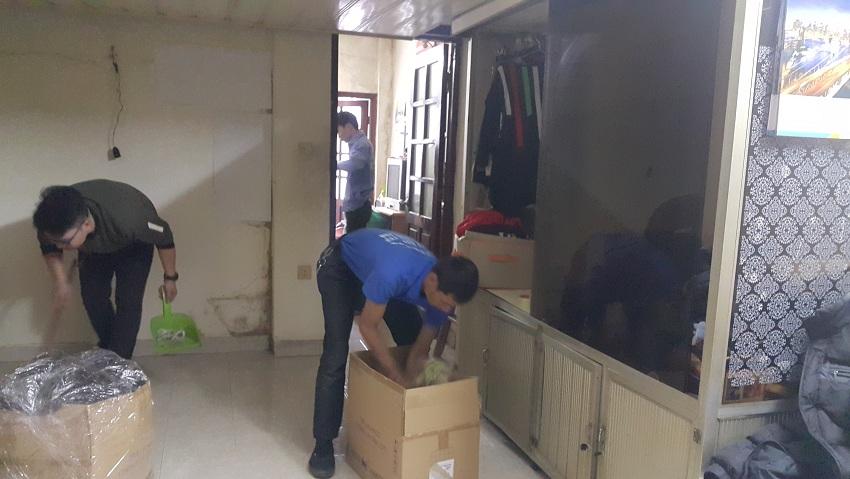 chuyển nhà xưởng nhanh gọn