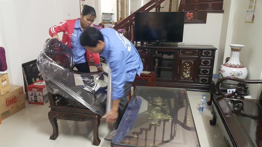 chuyển văn phòng quận thanh xuân Hà Nội