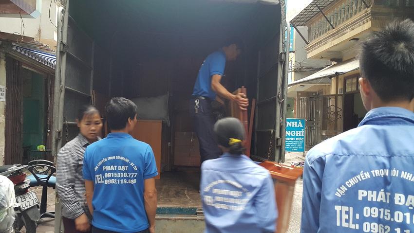 Thuê xe tải chở hàng uy tín tại Hà Nội đi tỉnh