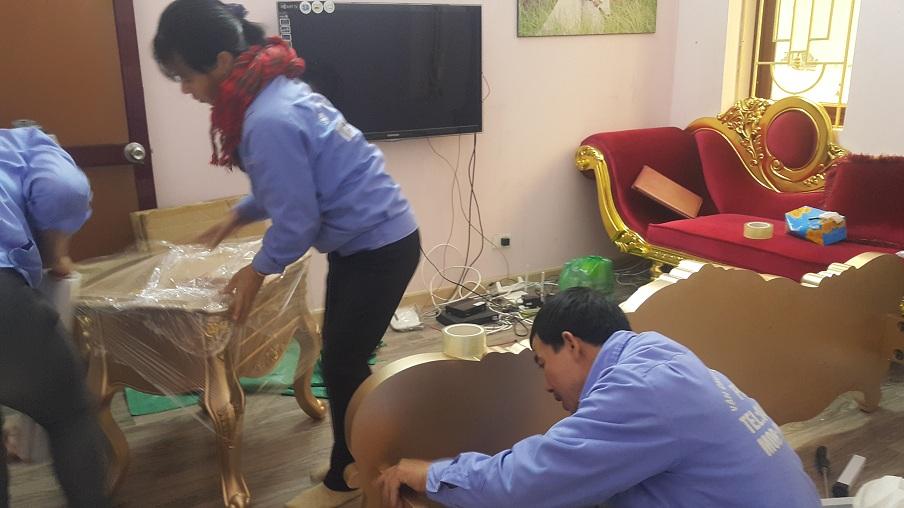 Cách tìm đơn vị bốc xếp hàng hóa tại Hà Nội đạt chất lượng
