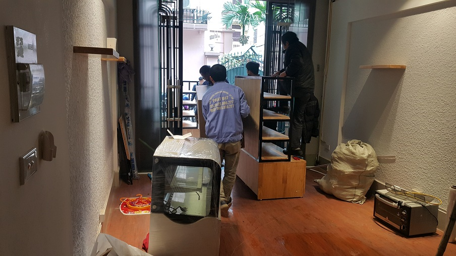 Tổng hợp các thiết bị bốc xếp hàng hóa, chuyển nhà trọn gói