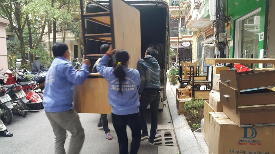 Thuê xe tải 3 tấn nhanh chóng – tiết kiệm thời gian tại Vận tải Phát Đạt