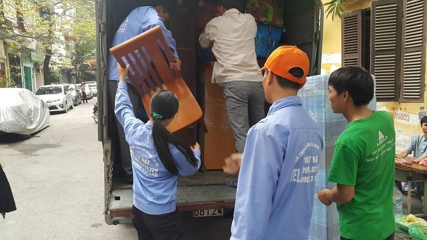 Dịch vụ cho thuê xe tải 3.5 tấn Phát Đạt – liên hệ 0915 010 777
