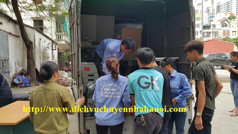 Top 7 thương hiệu dịch vụ chuyển nhà trọn gói nên gọi tại Hà Nội