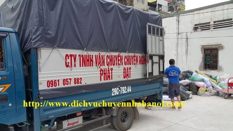 5 lưu ý khi thuê xe tải chuyển văn phòng trọn gói