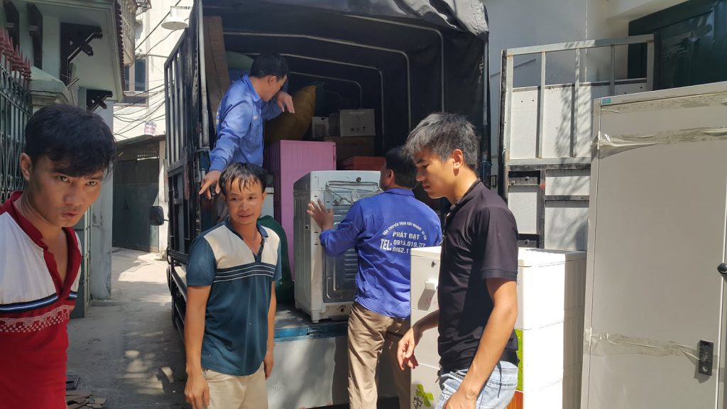 Dịch vụ chuyển nhà trọn gói từ Hà Nội đi Hà Nam giá rẻ