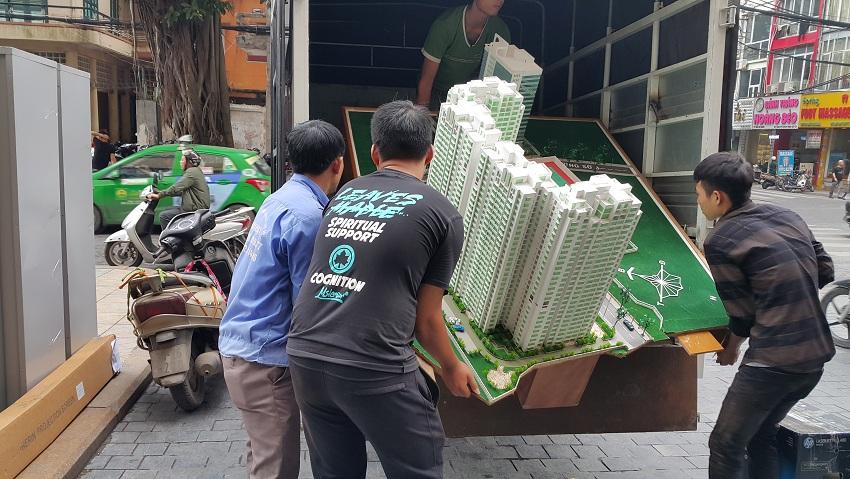 Dịch vụ chuyển nhà trọn gói tuyến Hà Nội – Hải Phòng giá rẻ