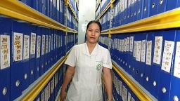 Chuyển kho tài liệu cho bệnh viện Bạch Mai T10 2019