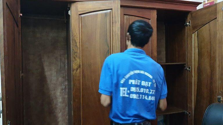 Cách trị ẩm mốc trong tủ quần áo đơn giản mà bạn nên biết