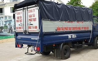 Tư vấn: Thuê taxi tải mùa dịch covid bằng cách nào?